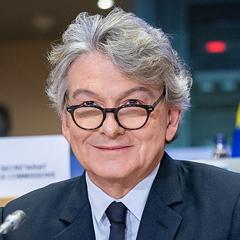 Thierry Breton, Commissioner, Internal Market, European Commission