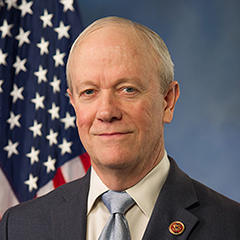 Jerry McNerney, (CA-09), US Congressman, US House of Representatives, Chair of AI Caucus